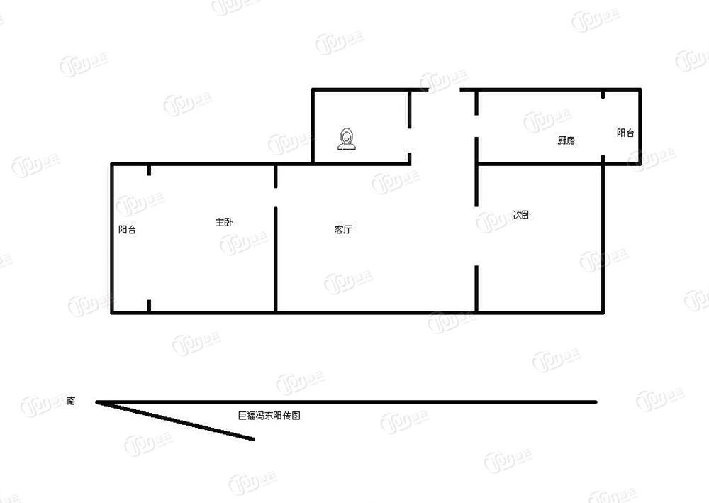 日月家园-户型图