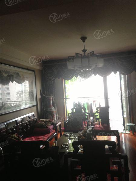 仁恒海河广场-客厅