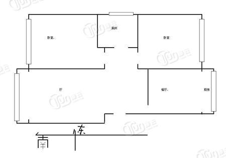 水琳园-户型图