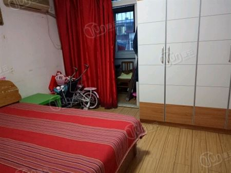 丽华教师公寓-卧室