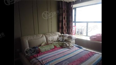 富力津门湖鸣泉花园-卧室