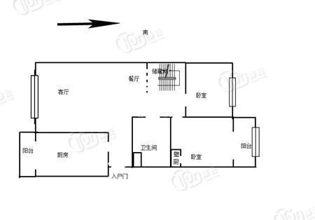桂荷园-户型图