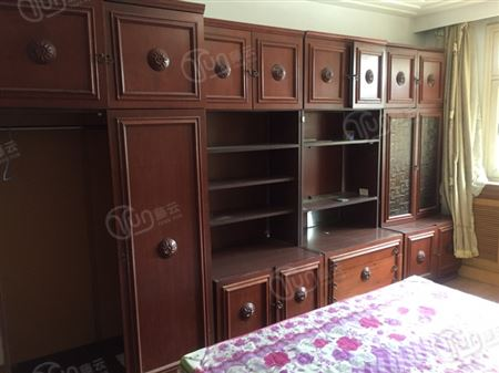 兴华公寓-卧室
