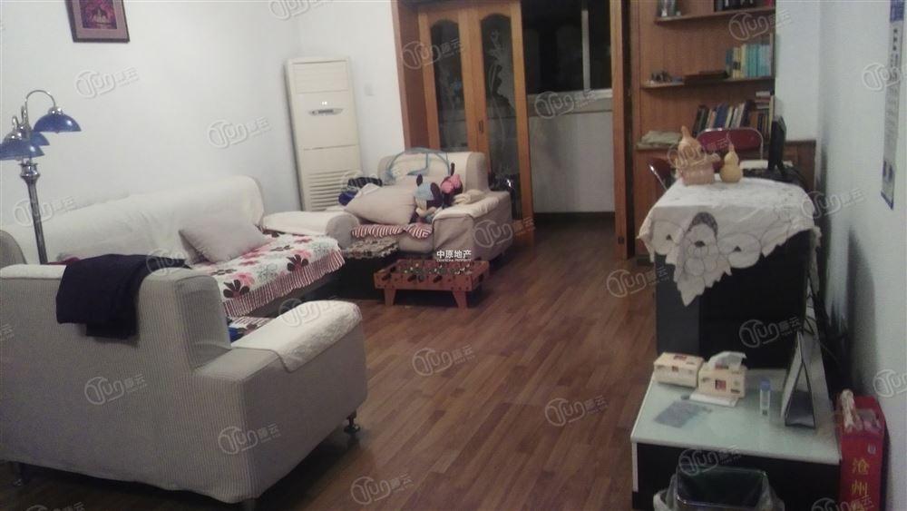 荣泰公寓-客厅